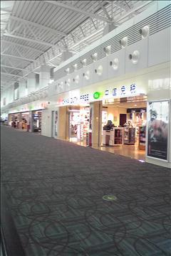 広州白雲国際空港免税店